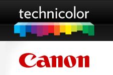 Альянс Canon и Technicolor
