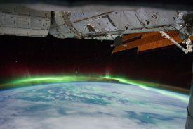 Земля / Earth (NASA, ISS, 2011) Тайм-лапс