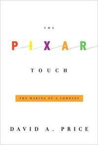 Читальный зал: Дэвид Прайс «Магия Pixar»