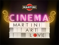 Приглашение на финал конкурса Martini Art Love Cinema