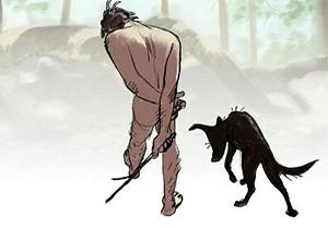 Адам и собака / Adam and Dog (2011)