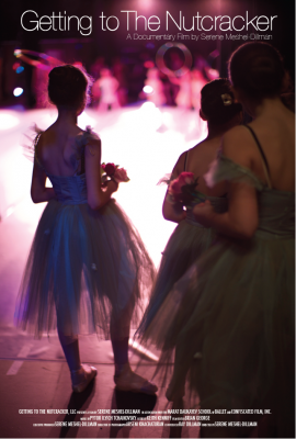 Getting to the Nutcracker. Full-length documentary about ballet