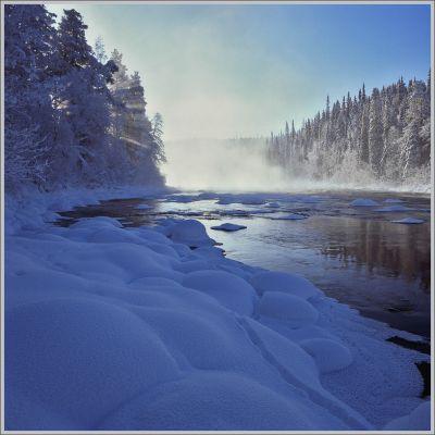 Документальный фильм о путешествии в природный парк Карелии.