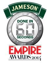 Конкурс самых коротких короткометражек Jameson Empire «Снять за 60 секунд» / 2014